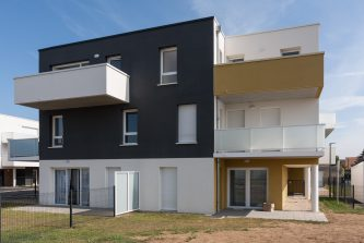 villa fleury façade